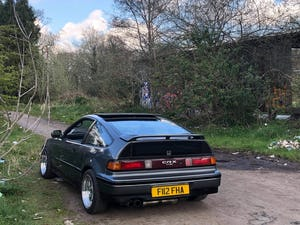 1989 Honda CRX B16 For Sale (picture 7 of 12)