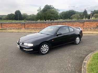 Picture of 1995 UK Honda Prelude 2.2 Vtec manual For Sale