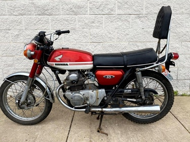 Picture of Honda CB175 1972 21056 For Sale