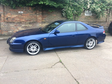 Picture of 1997 Honda Prelude full service history, 20 services For Sale