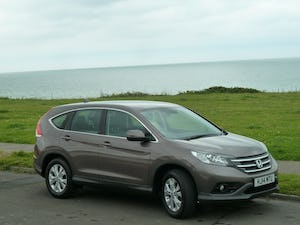 2014 HONDA CR-V 2.0 i-VTEC 4X4 5DR 5 SPEED AUTOMATIC SE SUV DAB For Sale (picture 1 of 12)