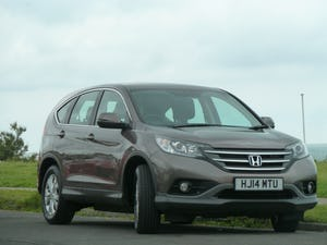 2014 HONDA CR-V 2.0 i-VTEC 4X4 5DR 5 SPEED AUTOMATIC SE SUV DAB For Sale (picture 2 of 12)