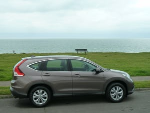 2014 HONDA CR-V 2.0 i-VTEC 4X4 5DR 5 SPEED AUTOMATIC SE SUV DAB For Sale (picture 8 of 12)