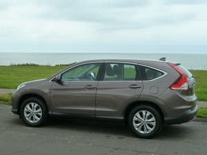 2014 HONDA CR-V 2.0 i-VTEC 4X4 5DR 5 SPEED AUTOMATIC SE SUV DAB For Sale (picture 9 of 12)