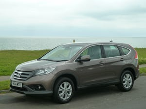 2014 HONDA CR-V 2.0 i-VTEC 4X4 5DR 5 SPEED AUTOMATIC SE SUV DAB For Sale (picture 10 of 12)
