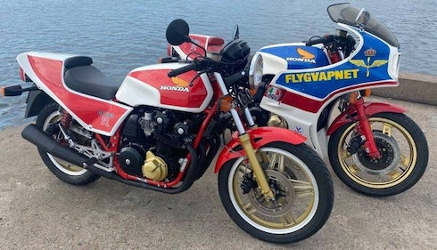 Picture of 1981 Honda Cb1100R -81 For Sale