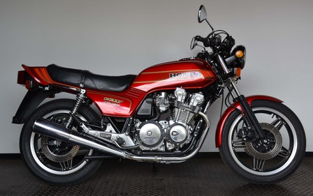 Picture of Honda CB 900F Bol D Or For Sale