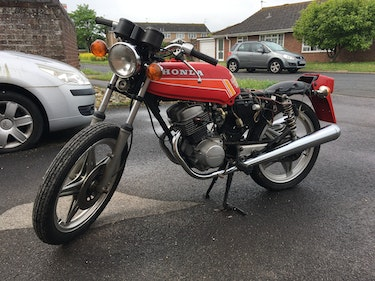 Picture of 1981 Honda CB125T Twin For Sale