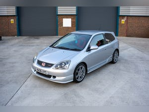 2006 Honda Civic Type R Premier Edition - 1 owner! For Sale (picture 1 of 12)