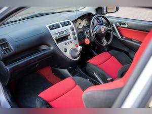 2006 Honda Civic Type R Premier Edition - 1 owner! For Sale (picture 10 of 12)