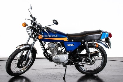 Picture of 1980 HONDA CB 125 7/C For Sale