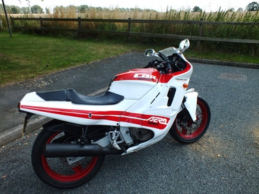 Picture of 1989 Honda cbr400r areo For Sale