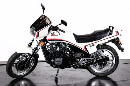 Picture of 1985 HONDA VT 500 For Sale