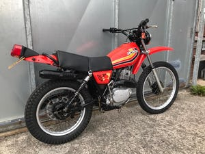 1980 HONDA XL 250 S XL250S LOW MILES RUNS MINT! NEW TYRES For Sale (picture 2 of 8)