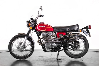Picture of 1972 HONDA CL 450 For Sale