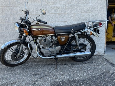 Picture of Honda CB450K 1972 21095 For Sale