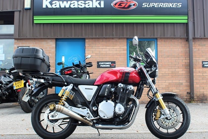 Picture of 2018 18 Honda CB1100 NA-H RS **Red**Retro Naked* For Sale