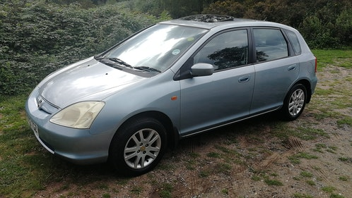 Picture of 2002 Honda civic 1.6l se executive, top spec with heated leather For Sale