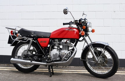Picture of 1977 Honda CB400 Four - Great Condition For Sale