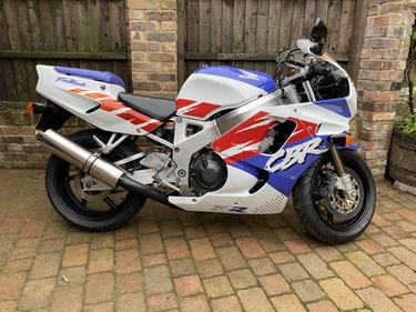 Picture of 1992 Honda CBR Fireblade For Sale by Auction