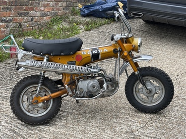 Picture of 1970 Honda CT70 Monkey bike For Sale