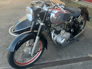 Picture of 1957 Horex regina 250 sidecar combination For Sale