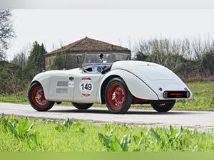 1939 HRG 500 Prototype Aerodynamic For Sale (picture 4 of 12)