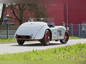 1939 HRG 500 Prototype Aerodynamic For Sale (picture 5 of 12)