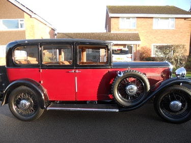 Picture of 1930 Humber 16/50 For Sale
