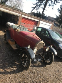 Picture of 1924 Humber 8/18 Chummy For Sale