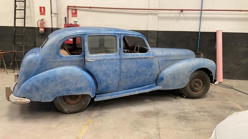 Picture of 1940 Humber almost finished For Sale