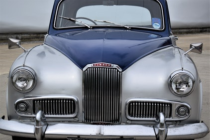 Picture of 1957 HUMBER HAWK VIA - BEST OF THE RANGE, SOUND OLD GIRL! For Sale