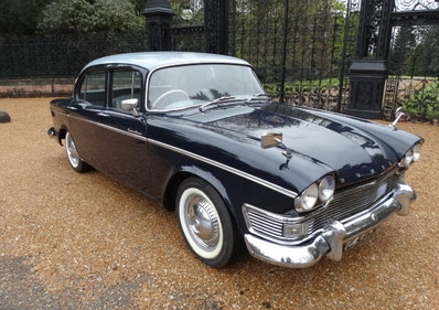 Picture of 1961 HUMBER SUPER SNIPE For Sale
