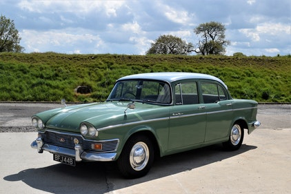 Picture of 1964 HUMBER SUPER SNIPE IV - TOTAL LUXURY, ENGINE REBUILT. For Sale