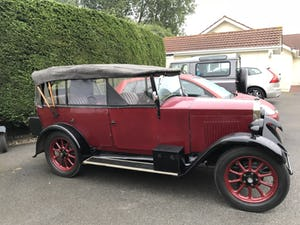 1929 Humber 9/28 Tourer good condition For Sale (picture 8 of 11)