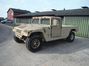 1987 Nice original Hummer M998 For Sale (picture 1 of 6)