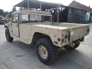 1987 Nice original Hummer M998 For Sale (picture 4 of 6)