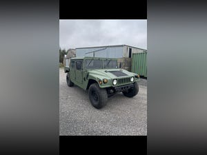 1986 Immaculate military HUMVEE For Sale (picture 4 of 5)