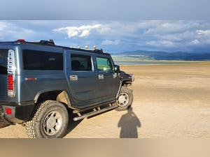 2005 Hummer H2 Stealth Grey For Sale (picture 1 of 9)