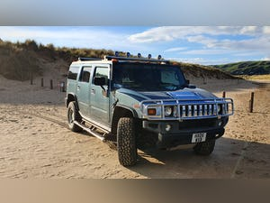 2005 Hummer H2 Stealth Grey For Sale (picture 2 of 9)