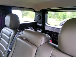 2005 Hummer H2 Stealth Grey For Sale (picture 3 of 9)
