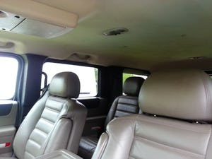 2005 Hummer H2 Stealth Grey For Sale (picture 4 of 9)