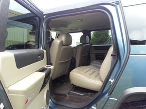 2005 Hummer H2 Stealth Grey For Sale (picture 6 of 9)