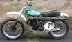 HUSQVARNA CR 400 1974, NEVER RESTORED INCREDIBLE PATINA