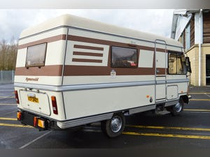 1982 Hymer S590 for auction 28th - 29th April For Sale by Auction (picture 3 of 12)