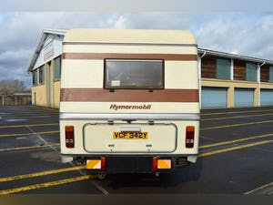 1982 Hymer S590 for auction 28th - 29th April For Sale by Auction (picture 4 of 12)