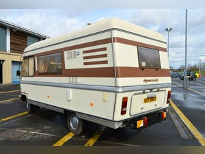 1982 Hymer S590 for auction 28th - 29th April For Sale by Auction (picture 5 of 12)