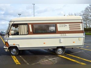 1982 Hymer S590 for auction 28th - 29th April For Sale by Auction (picture 6 of 12)