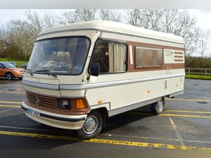 1982 Hymer S590 for auction 28th - 29th April For Sale by Auction (picture 7 of 12)