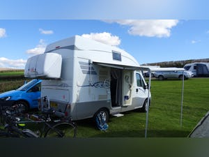 2006 Hymer Exsis SK the little big camper For Sale (picture 7 of 12)